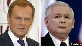 В Польше в воскресенье проходят парламентские выборы
