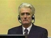 Караджич предстал перед Гаагским трибуналом