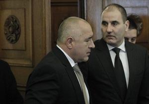 Правительство Болгарии подало в отставку