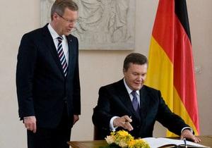 Германия: Безвизового режима Украине придется ждать не один год