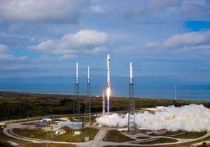 США запустили в космос самолет с секретной миссией