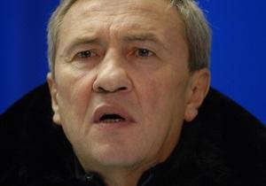 Черновецкий просит Литвина не допустить принятия закона о принудительной вакцинации