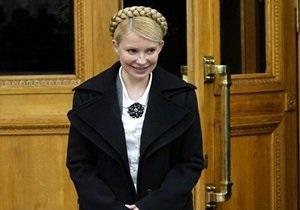 Тимошенко - выборы президента - Тимошенко заявила о готовности пойти на выборы президента