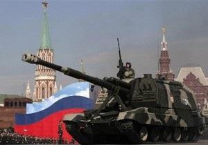 Минобороны РФ: В случае новой войны Россия разгромит Грузию меньше, чем за пять дней