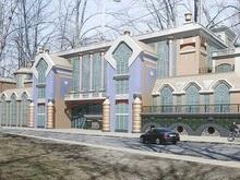 На Парковой дороге в Киеве построят пятиэтажный ресторанный комплекс