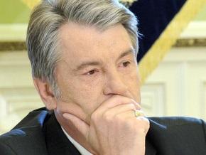 Суд приостановил указ Ющенко об увольнении кировоградского губернатора (обновлено)