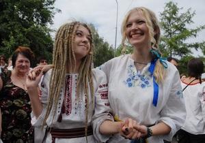 Корреспондент: Песни патриотов. В Киеве с рекордным размахом прошел этнофестиваль Країна мрій