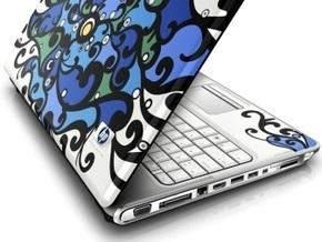 HP представила в Украине дизайнерский ноутбук