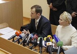 Адвокату Тимошенко вызвали скорую