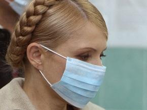 Тимошенко: СМИ нагнетают панику в связи с эпидемией гриппа