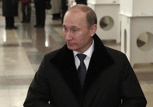Путин: Партия власти всегда партия, связанная с воровством и коррупцией