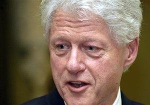 СМИ: Билл Клинтон выдвинет Обаму кандидатом в президенты в сентябре