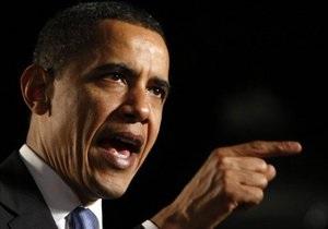 Обама: Экономика США с трудом выбирается из кризиса по вине республиканцев