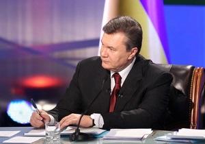 Янукович: Мы не допустим закрытия украинских школ