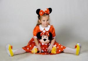 Магазин детской одежды и подарков  Город сказок  выбирает принцессу Дисней