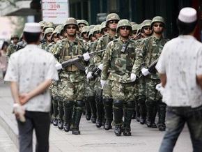 В Китае арестовали 319 человек, которые могли участвовать в беспорядках уйгуров
