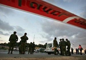 На границе Израиля с Египтом в перестрелке убиты трое боевиков и один военнослужащий