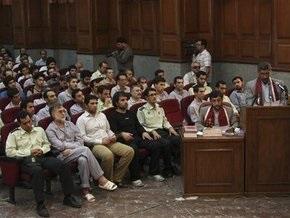 Экс-президент Ирана считает судебный процесс над оппозицией  постановочным шоу
