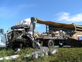 Житель Житомирской области похитил 37 бочек пива из грузовика, попавшего в ДТП