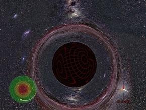Другой мир: Ученые заглянули внутрь черной дыры