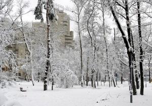 Прогноз погоды: в Карпатах - 11 градусов мороза, в Крыму - плюс 13