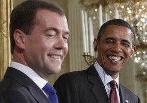 Медведев и Обама дали совместную пресс-конференцию: Россия и США достигли успеха в перезагрузке