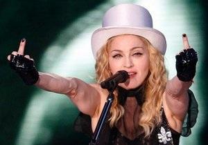 Мадонна опубликовала видеообращение к украинскому журналисту