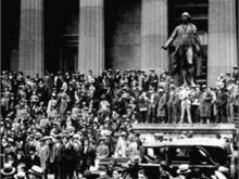 МВФ пугает мир новой Великой депрессией