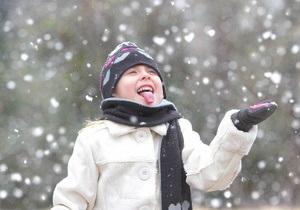 Погода: Украину охватили снегопады