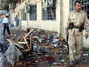 В результате серии терактов в Ираке погибли 29 человек