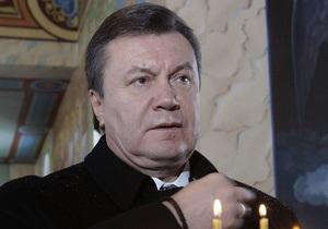 Янукович предлагает увеличить продолжительность жизни