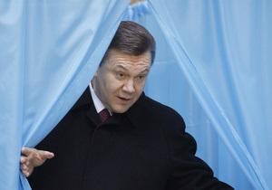 Герман: Янукович добился  абсолютной победы