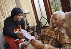 18 июля объявили Всемирным днем Нельсона Манделы
