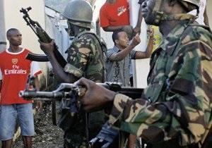 В Малави в результате антипрезидентских выступлений погибли восемь человек