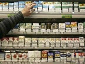 Рада отклонила закон о повышении ставок акцизного сбора на табачные изделия