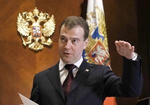 Медведев поручил возобновить поставки электроэнергии Минску