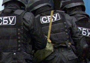 В Киеве СБУ взяла под стражу троих сотрудников Шевченковского райсуда