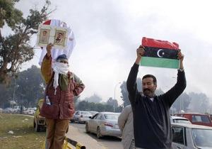 Пентагон: НАТО не знает, что делать с Каддафи