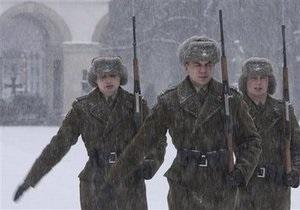 Польские вооруженные силы распродают армейские продукты и инвентарь