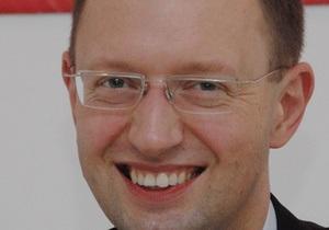 Яценюк будет обсуждать с Тимошенко, а не Кличко вопрос участия в выборах президента