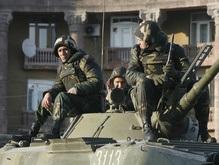 Начальник Генштаба Армении: Армия контролирует ситуацию в Ереване