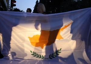Кредитные рейтинги Кипра снижены до  выборочного дефолта