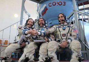 Байконур - Союз - На Байконуре экипажи Союза ТМА-08М провели первую тренировку - новости России