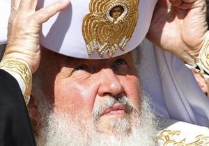РПЦ: Визиты Кирилла в Украину будут регулярными