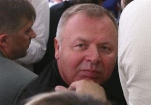 Бывший водитель Луценко госпитализирован