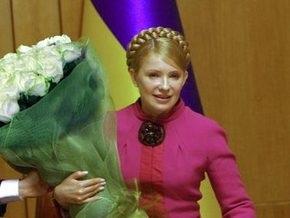 Тимошенко отказалась комментировать политические вопросы