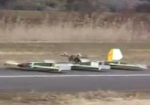 В Японии создали поезд-самолет