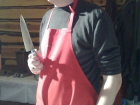 Во Львовской области рецидивист с ножом захватил школу