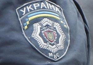 новости Киева - ограбление - Во время задержания грабителя в Киеве был ранен милиционер