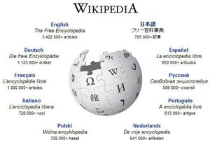 Украинский раздел Википедии борется за место среди 15 крупнейших в мире